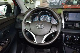 2014款丰田威驰1.3L自动智尚版