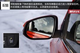 2015款一汽丰田RAV4 2.5L自动四驱尊贵版
