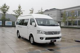 2014款福田蒙派克S 2.8T新干线豪华型ISF2.8