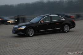 2010款奔驰S级鉴赏试驾