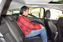 2013款福特翼虎2.0L GTDi四驱运动型