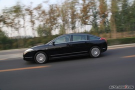 2009款雪铁龙C6试驾实拍