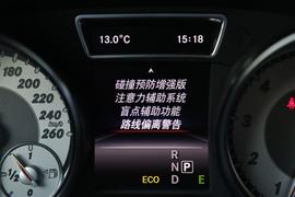 2015款奔驰GLA260 4MATIC深度测试
