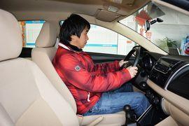 2014款丰田威驰1.3L自动型尚版