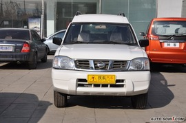 郑州日产ZN6494两驱标准型