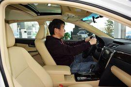 2015款丰田凯美瑞2.5G豪华导航版
