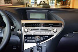 2013款雷克萨斯RX270典雅版