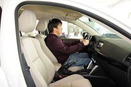 2013款马自达CX-5 2.0L AT两驱舒适型到店实拍