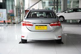 2014款丰田卡罗拉1.6L GL-i真皮版 CVT