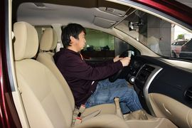 2013款日产骊威1.6XE CVT舒适型到店实拍