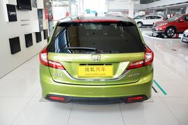 2013款本田杰德1.8L自动舒适版5座