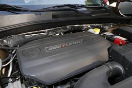 2015款传祺GS4 200T G-DCT尊贵版试驾组图