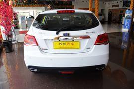 2014款吉利新帝豪两厢 1.3T CVT精英型