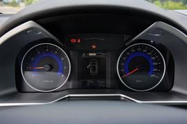 2014款吉利新帝豪1.5L手动时尚型
