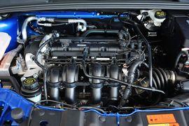2012款福特福克斯两厢1.6L自动舒适型