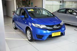 2014款本田飞度1.5L LX CVT舒适型