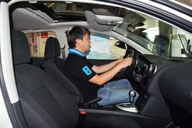 2015款日产逍客2.0XL 酷火 CVT两驱