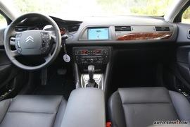 2009款雪铁龙C5试驾