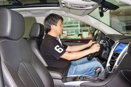 2015款凯迪拉克SRX 3.0L豪华型到店实拍