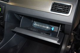 2015款大众桑塔纳-尚纳1.4L手动舒适版到店实拍