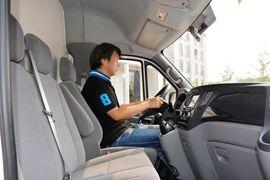 2015款福田图雅诺2.8T短轴商运版