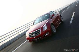 2010款凯迪拉克CTS试驾