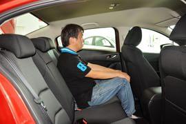2014款马自达3 昂克赛拉1.5L手自一体舒适型到店实拍