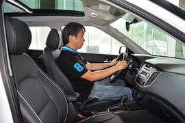 2015款现代ix25 1.6L自动两驱智能型GLS