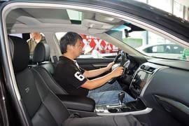 2014款日产天籁公爵2.5L XV荣耀版到店实拍