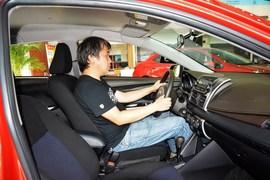 2014款丰田雷凌1.6G CVT精英版