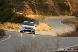 2010款奔驰E63 AMG海外试驾