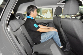 2014款大众POLO 1.4L手动舒适版到店实拍
