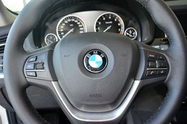 2014款宝马X3 xDrive28i领先型