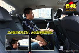 2010款名爵6上海试驾