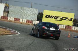 2010款上汽MG6上海试驾