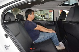 2015款本田锋范1.5L CVT旗舰版到店实拍