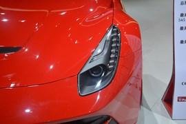法拉利F12成都车展实拍