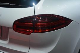 保时捷 Cayenne S混动成都车展实拍
