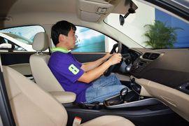 2015款福特福睿斯1.5L自动舒适型