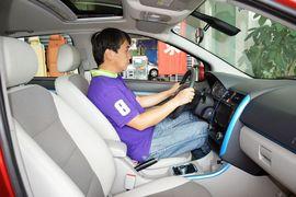2015款北汽新能源EV160轻秀版到店实拍