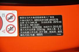 2014款宝马M4敞篷轿跑车