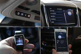 凯迪拉克ATS-L车载互联体验