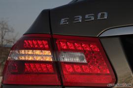 奔驰E350 coupe北京试驾