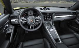 保时捷911 Carrera 4S官图发布