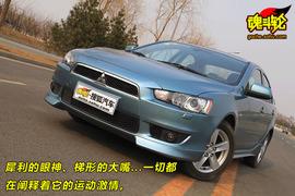 2010款三菱蓝瑟翼神2.0L运动旗舰版