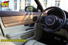 2010款捷豹XJ法国试驾实拍