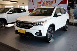 2015款广汽传祺GS4 200T手动豪华版