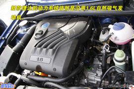 2010款一汽大众捷达1.6L手动前卫型