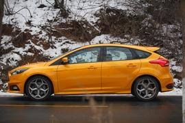 2015款福特福克斯ST深度测试