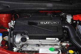 2015款铃木天语SX4 1.6L手动酷锐型